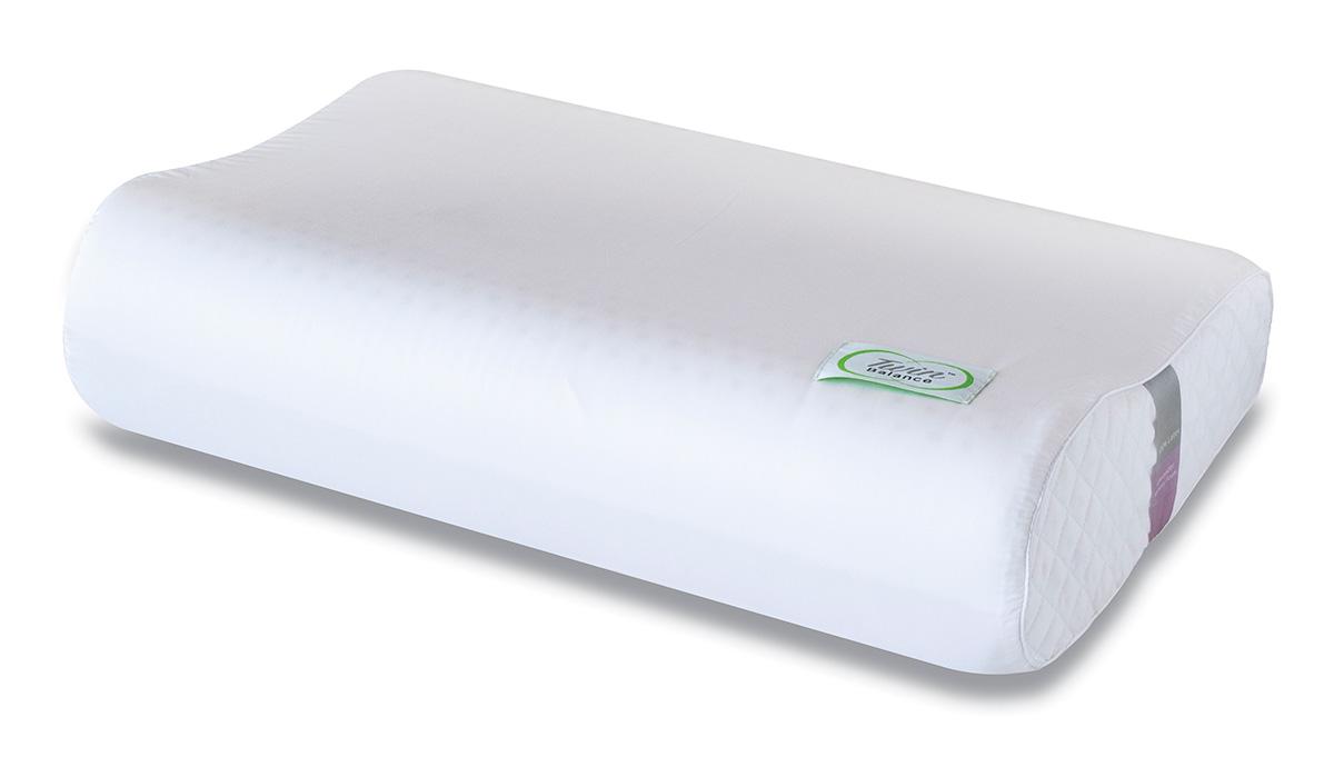 Twin Balance Contour Shape Pillow